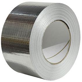 Aluminium Reinforced Foil Duct Tape