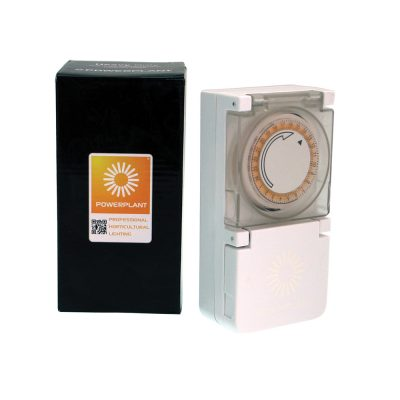 Powerplant Heavy Duty Timer - Designed for use with 1 600W ballast
