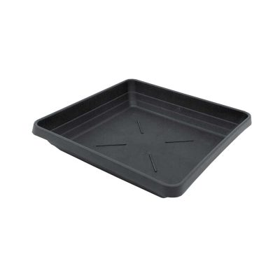 33cm Square Pot Saucer